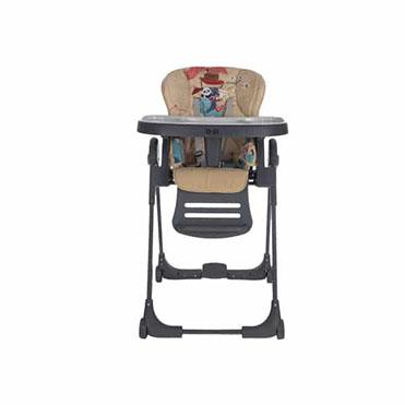 نمایش تصویر صندلی غذاخوری کودک بی پی گل بچین