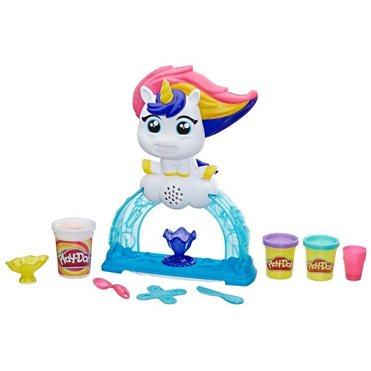 نمایش تصویر خمیر بازی هاسبرو مدل Tootie the Unicorn گل بچین