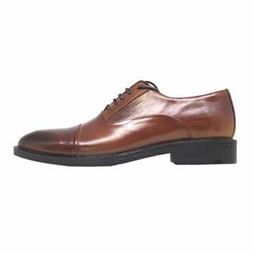 نمایش تصویر کفش مردانه چرم آرا استایل پاییزی مردانه گل بچین