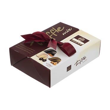 نمایش تصویر شکلات ترافل مخلوط الیت - 195گرم کادو ولنتاین گل بچین