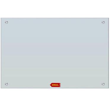 نمایش تصویر تخته وایت برد شیشه ای مدل DINIAL 7347 هدیه روز مهندس گل بچین