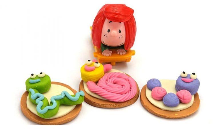 نمایش تصویر شاخص خمیر بازی کودکان گل بچین