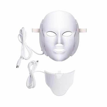 نمایش تصویر دستگاه-جوان-سازی-پوست-مدل-ماسک-لایت-تراپی-LED-MASK هدیه روز مادر گل بچین