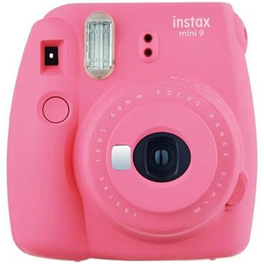 نمایش تصویر دوربین عکاسی چاپ سریع فوجی فیلم مدل Instax Mini 9 کادو برای دختر نوجوان گل بچین