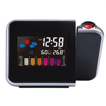 نمایش تصویر ساعت پروژکتوری رومیزی مدل DS-8190 هدیه روز مهندس گل بچین