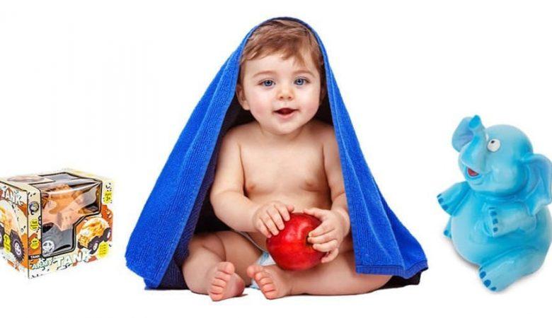 نمایش تصویر شاخص هدیه-نوزاد-کودک-کادو گل بچین