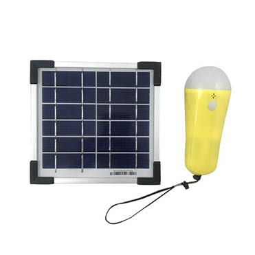 نمایش تصویر چراغ قوه مدل TPS-210 به همراه پنل خورشیدی بهترین چراغ قوه 2021 گل بچین