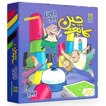 نمایش تصویر بازی کاپوچین هدیه کودکان چهار تا شش ساله گل بچین