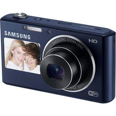 نمایش تصویر دوربین دیجیتال سامسونگ مدل Smart WiFi DV۱۵۰ کادو برای پدربزرگ و مادربزرگ گل بچین