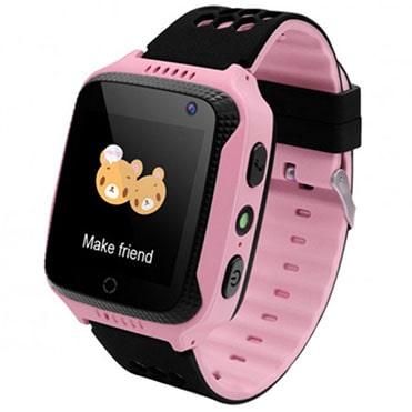 نمایش تصویر ساعت هوشمند طرح ردیاب کودک مدل OEM G90 هدیه کودکان چهار تا شش ساله گل بچین