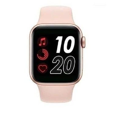 نمایش تصویر ساعت-هوشمند-مدل-T55 هدیه فارغ التحصیلی گل بچین