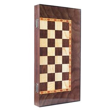 نمایش تصویر ست شطرنج و تخته نرد هدیه برای آقایان در سال 1399