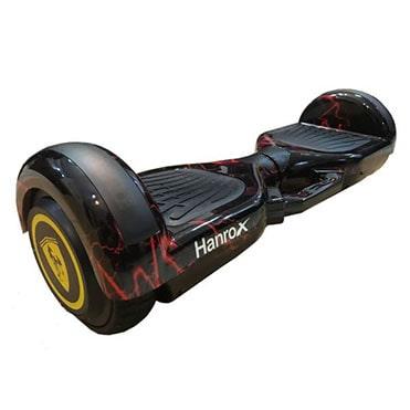 نمایش تصویر اسکوتر برقی هانروکس مدل Hanrox P5-B Auto Balance Handle بهترین اسکوتر برقی گل بچین