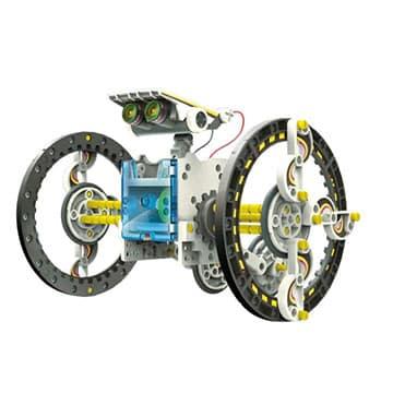 نمایش تصویر کیت آموزشی ربات خورشیدی مدل 13 کادو برای پسر نوجوان گل بچین