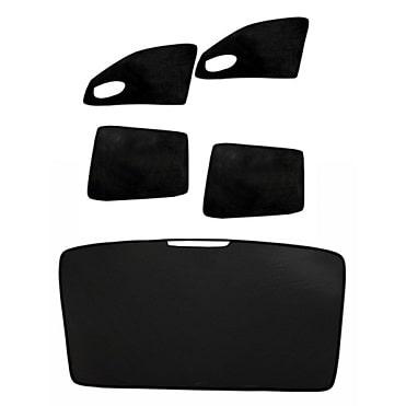 نمایش تصویر آفتاب گیر شیشه خودرو مدل SM1 مناسب برای سمند مجموعه 5 عددی بهترین لوازم برای سفر جادهای گل بچین