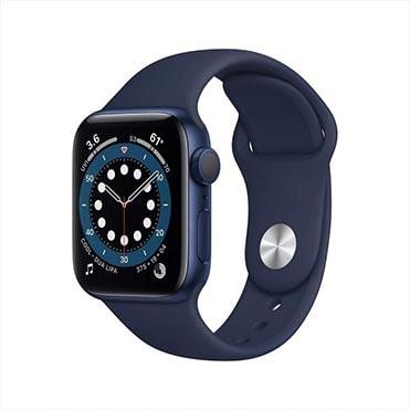 نمایش تصویر ساعت هوشمند اپل سری 6 مدل Aluminum Case 40mm هدیه لاکچری برای آقایان گل بچین
