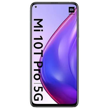 نمایش تصویر گوشی موبایل شیائومی مدل Mi 10T PRO 5G M 2007J3SG دو سیم_ کارت ظرفیت 256 گیگابایت بهترین گوشی شیائومی در سال 1400 گل بچین