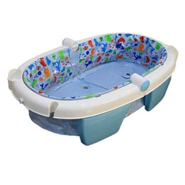 نمایش تصویر وان حمام کودک مدل 8310 بهترین وان حمام کودک و نوزاد گل بچین