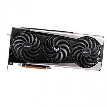 نمایش تصویر کارت گرافیک سافایر مدل NITRO+ AMD Radeon RX 6800 16G GDDR6 بهترین کارت گرافیک 1400 گل بچین