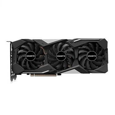 نمایش تصویر کارت گرافیک گیگابایت مدل GeForce GTX 1660 TI GAMING OC 6G بهترین کارت گرافیک 1400 گل بچین