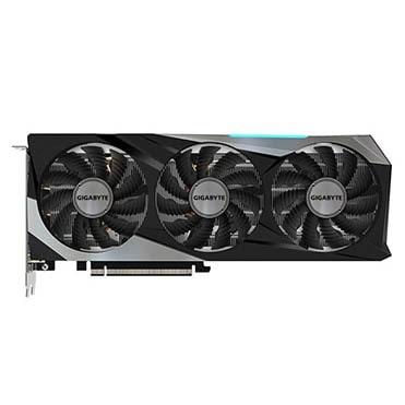 نمایش تصویر کارت گرافیک گیگابایت مدل GeForce RTX 3070 GAMING OC 8G بهترین کارت گرافیک 1400 گل بچین