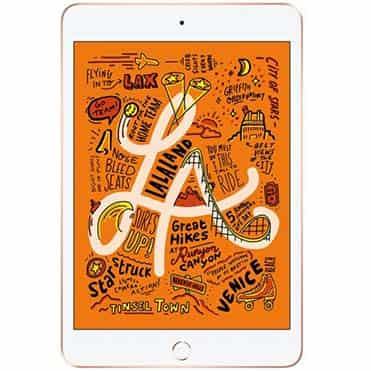 نمایش تصویر تبلت اپل مدل iPad Mini 5 2019 7.9 inch WiFi ظرفیت 64 گیگابایت تبلت کودک و نوجوان گل بچین