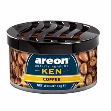 نمایش تصویر خوشبو کننده خودرو آرئون مدل Ken Coffee بهترین لوازم تزیینی خودرو گل بچین