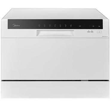 نمایش تصویر ماشین ظرفشویی رومیزی مایدیا مدل WQP6-3602F بهترین ماشین ظرفشویی گل بچین