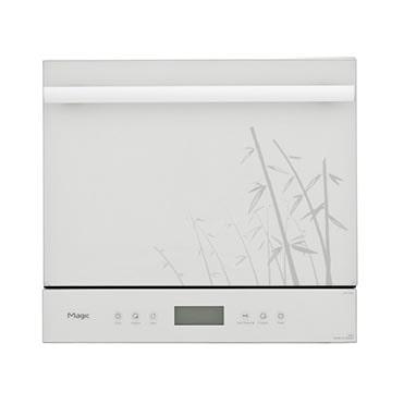 نمایش تصویر ماشین ظرفشویی رومیزی مجیک مدل DWA2195 بهترین ماشین ظرفشویی گل بچین