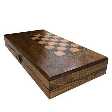 نمایش تصویر شطرنج مدل Cyrus بهترین هدیه برای پدربزرگ گل بچین